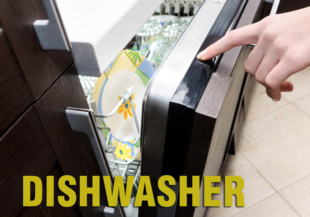Top Tips to Keep Your Dishwasher Working Properly