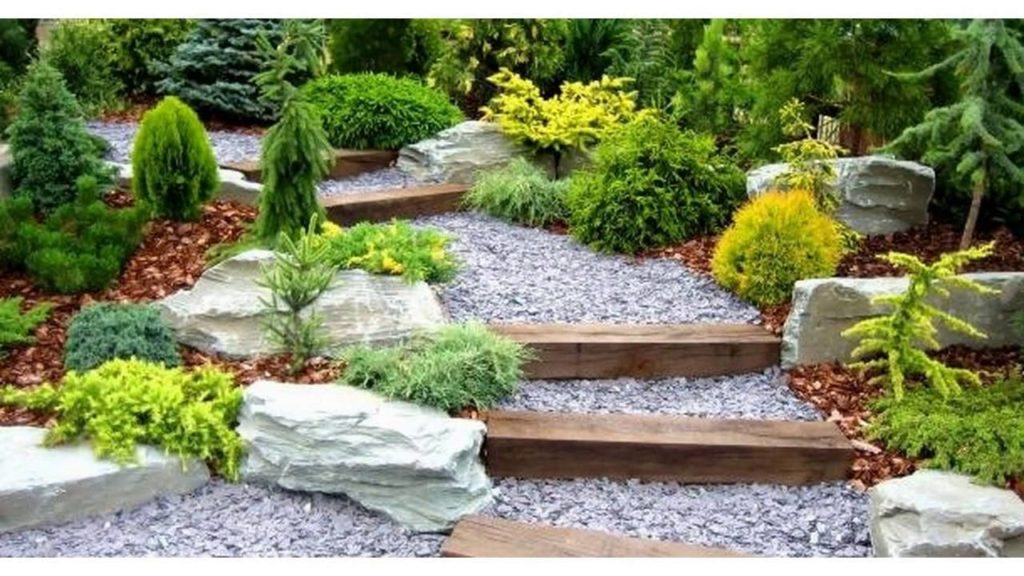 Decorative Garden Accents small home vegetable garden ideas