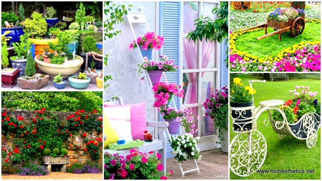 How To Arrange Plants In A Garden small home flower garden ideas