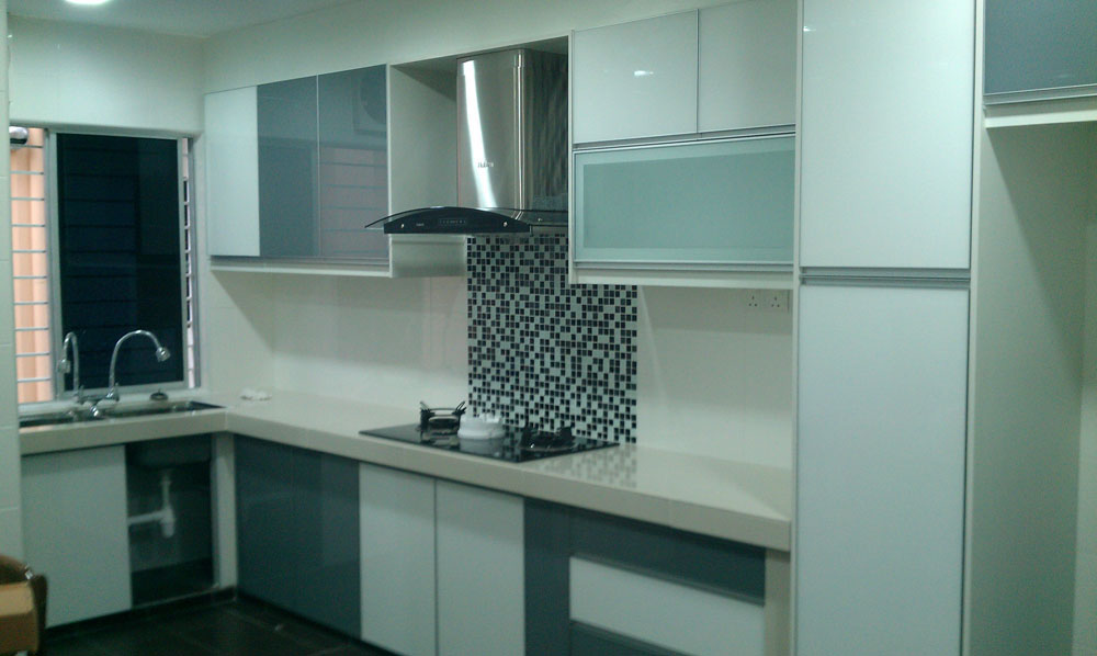 Kitchen Cabinet Design For Condominium In Kuala Lumpur Malaysia Kitchen Cabinets, Appliances, Design