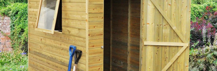 SELECTING QUALITY GARDEN SHED PLANS – FACTORS TO CONSIDER