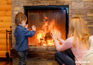 WARM YOUR HOME DURING THE WINTER MONTHS WITH A GAS FIRE