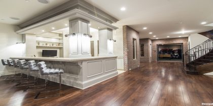 Three Reasons to Consider Putting a Home Bar in Your Basement