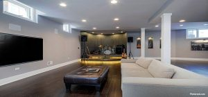 Tips and Ideas for a Finished Basement