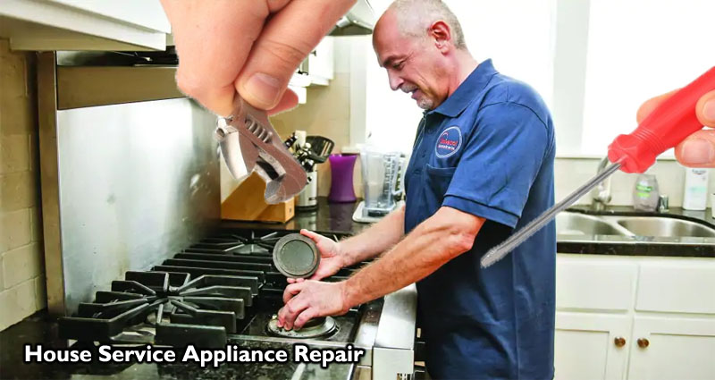 House Service Appliance Repair – Why Should You Hire Them?