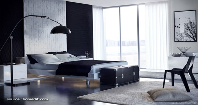 These 4 Modern Design Styles Change Your Bedroom to Look More Aesthetic